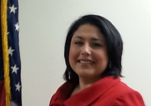 Esmeralda Lozano, Mayor Pro-Tem/ Commissioner Position 5