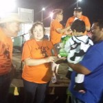 Mason Fuentes - 1 yr. old - Cow, 1st Place