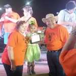 Jessica Del Valle - 3 yrs. old - Tinkerbell, 3rd Place