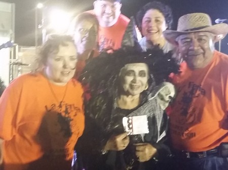 Halloween in the Park Costume Contest Winners 2014