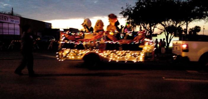 Christmas Parade December 13, 2014 Photos