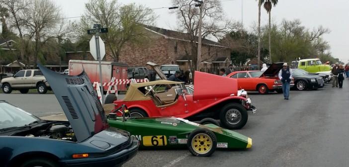 Fiesta 2015 Car Show Photos
