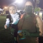 Jordan Bartle - 11 mos. old - Pirate, 3rd Place