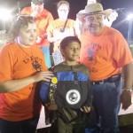Jaime Martinez - 11 yrs. old - Zombie Jogger, 2nd Place