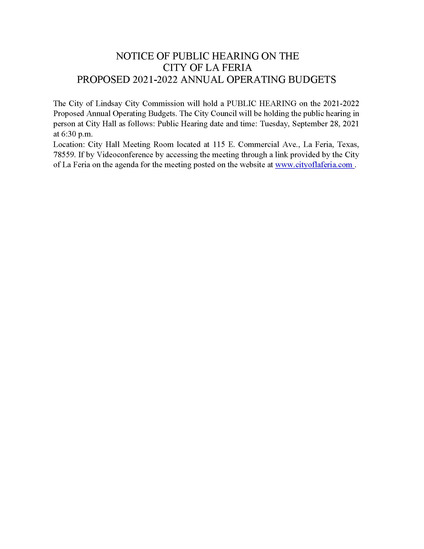 2021-2022-Notice-of-Public-Hearing-for-Proposed-Budget
